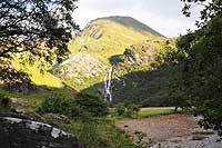 Steall Waterfalls Glen Nevis Gorge